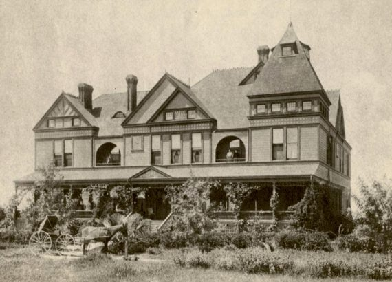 THE HISTORIC WALKER HOUSE