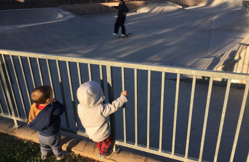 """Skatepark Mom"" talks San Dimas Skate Culture"